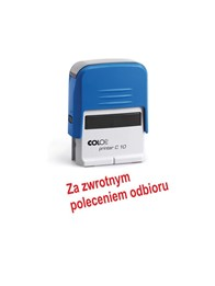 Gumka do pieczątki Colop Printer Comptact 10