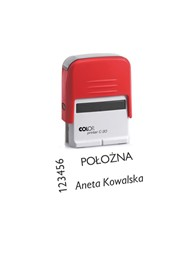 Gumka do pieczątki Colop Printer Compact 20